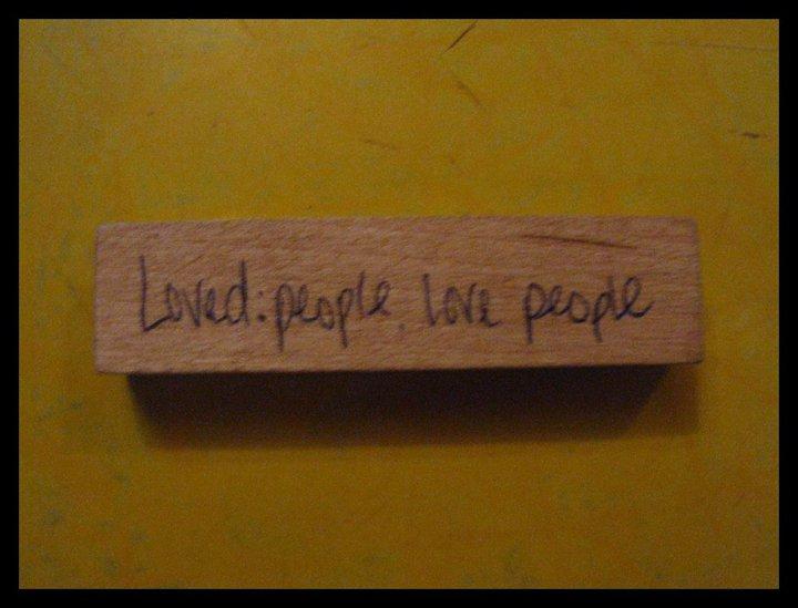 loved people