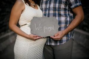 We Prayed