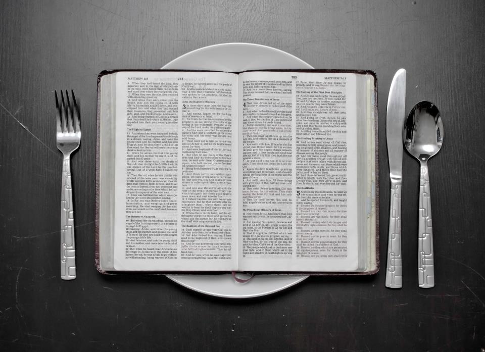 Spiritual Obesity