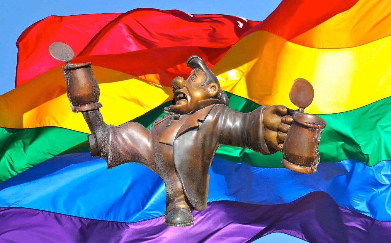 Gay LeFou